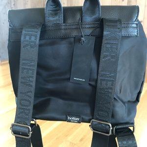 Botkier NY MINI Trigger Backpack Black